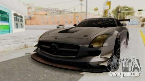 Mercedes-Benz SLS AMG GT3 PJ1 pour GTA San Andreas