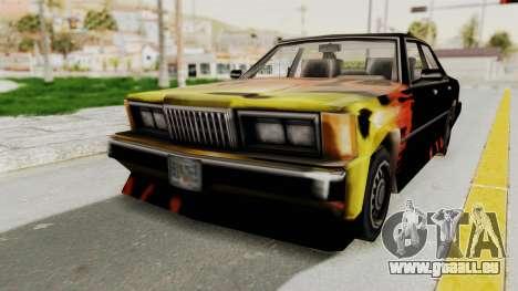 GTA VC Cuban Sentinel für GTA San Andreas