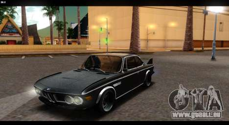 BMW 3.0 CSL für GTA San Andreas