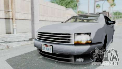 GTA LCS Sindacco Argento v2 pour GTA San Andreas
