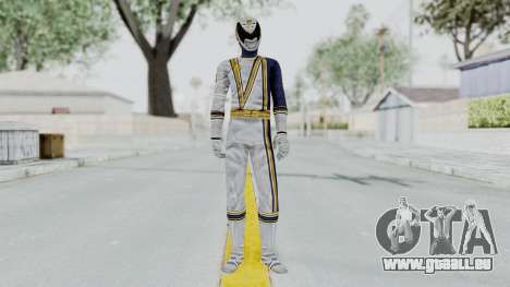 Power Rangers S.P.D - Omega für GTA San Andreas zweiten Screenshot