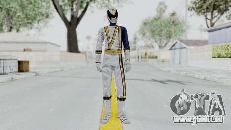 Power Rangers S.P.D - Omega pour GTA San Andreas deuxième écran