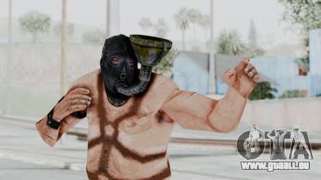 Manhunt 2 - Gimp Bouncer pour GTA San Andreas