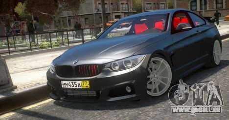 BMW 435i Coupe für GTA 4
