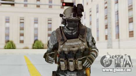 Battery Online Soldier 5 v1 für GTA San Andreas