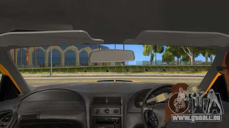 2003 Ford Mustang pour GTA San Andreas vue intérieure