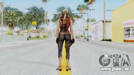 Counter Strike Online 2 - Mila für GTA San Andreas dritten Screenshot