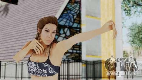 GTA 5 Liz (Elisa Macallen) pour GTA San Andreas