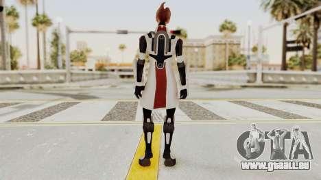 Mass Effect 2 Mordin Solus pour GTA San Andreas troisième écran