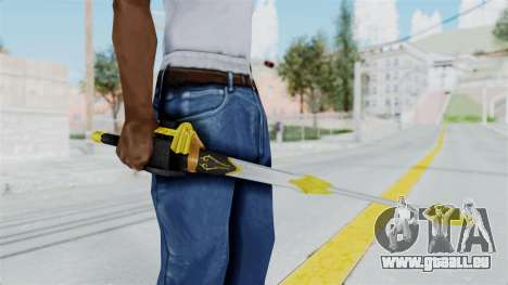 Saber Dice für GTA San Andreas dritten Screenshot