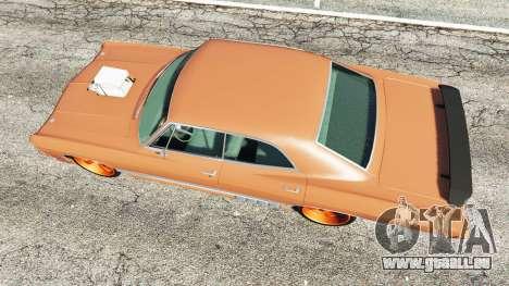 Chevrolet Impala 1967 pour GTA 5
