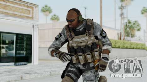 Battery Online Soldier 6 v1 pour GTA San Andreas