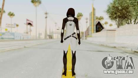 ME3 Dr. Eva Custom Miranda Castsuit für GTA San Andreas dritten Screenshot