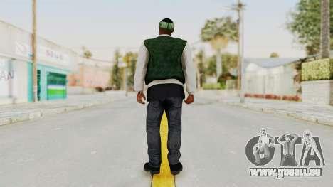 GTA 5 Families Gang Mamber 1 für GTA San Andreas dritten Screenshot