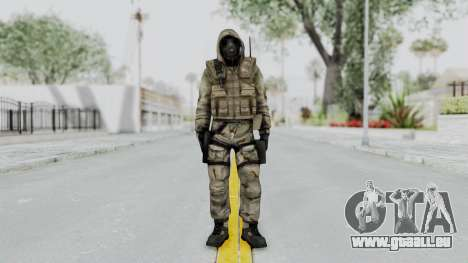 Hodeed SAS 8 für GTA San Andreas zweiten Screenshot