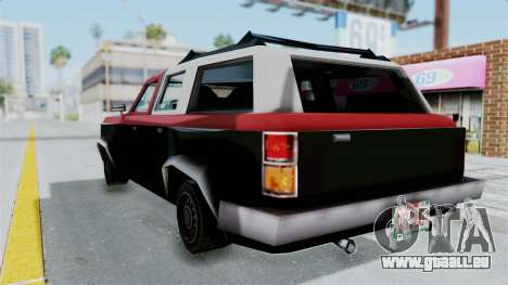 VCS Gang Rancher pour GTA San Andreas laissé vue