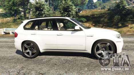 GTA 5 BMW X5 M linke Seitenansicht