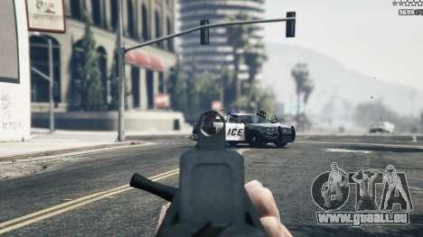 GTA 5 TAR-21 huitième capture d'écran