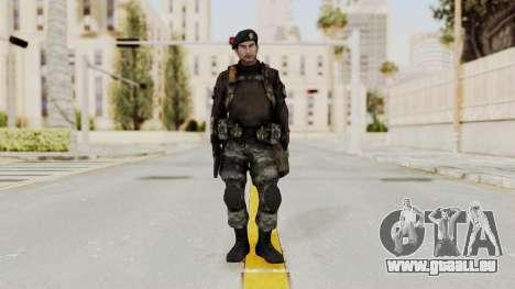 Battery Online Soldier 2 für GTA San Andreas zweiten Screenshot