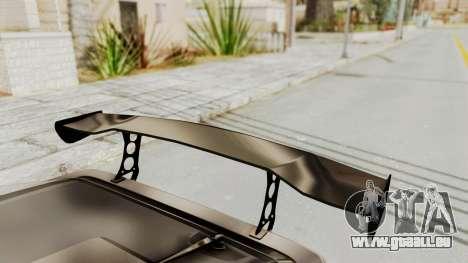 Mazda RX-7 1990 (FC3S) Cordelia Glauca Itasha für GTA San Andreas Seitenansicht