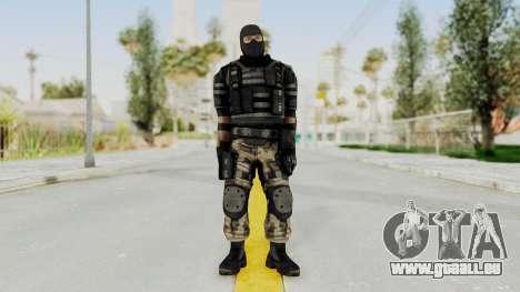 F.E.A.R. 2 - Soldier pour GTA San Andreas deuxième écran