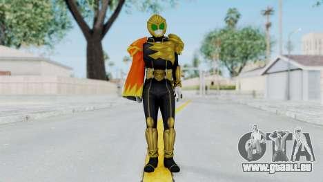 Kamen Rider Beast Falco pour GTA San Andreas deuxième écran