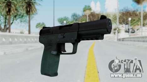 FN57 pour GTA San Andreas
