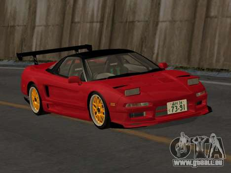 Honda NSX (NA1) Time Attack für GTA San Andreas