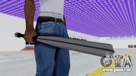 Liberty City Stories - Baseball Bat pour GTA San Andreas deuxième écran