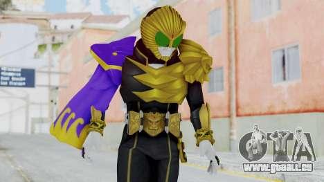 Kamen Rider Beast Dolphi für GTA San Andreas