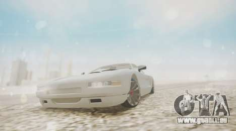 Infernus pour GTA San Andreas