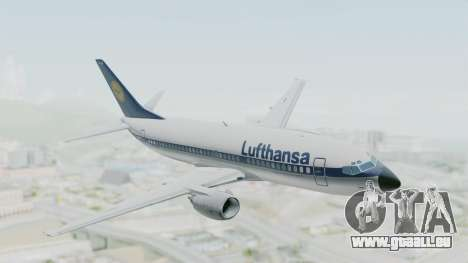 Boeing 737-300 für GTA San Andreas