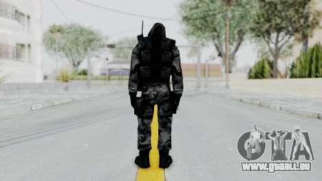 Hodeed SAS 3 pour GTA San Andreas troisième écran
