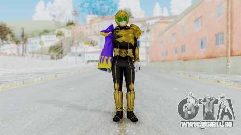 Kamen Rider Beast Dolphi für GTA San Andreas zweiten Screenshot