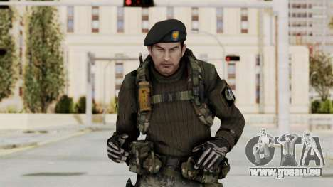 Battery Online Soldier 2 für GTA San Andreas