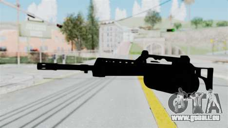 MG36 für GTA San Andreas zweiten Screenshot