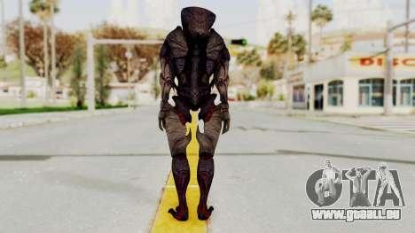 Mass Effect 3 Collector Trooper pour GTA San Andreas troisième écran