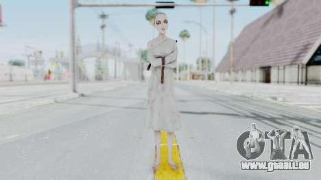 Alice LBL Asylum Returns pour GTA San Andreas deuxième écran