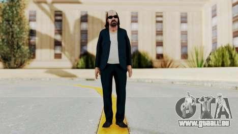 Kane And Lynch 2 - Lynch 1st Mission für GTA San Andreas zweiten Screenshot