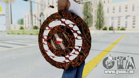 SpiderMan Indonesia Version Shield für GTA San Andreas dritten Screenshot