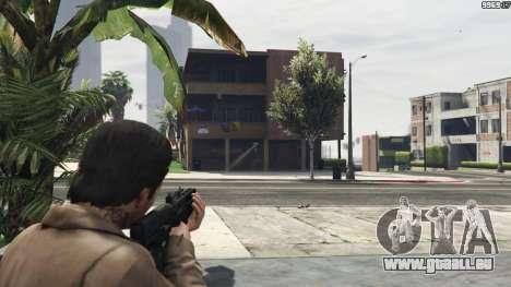 GTA 5 TAR-21 troisième capture d'écran