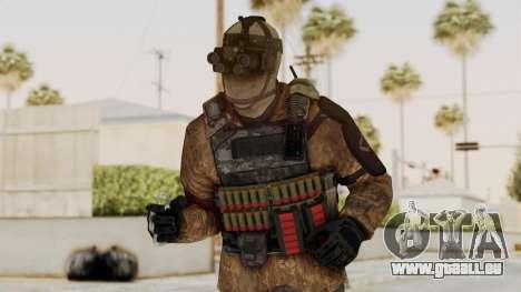 CoD AW KVA Shotgun für GTA San Andreas