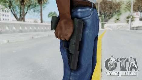 FN57 pour GTA San Andreas troisième écran