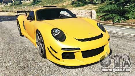 Ruf CTR3 v1.1 pour GTA 5
