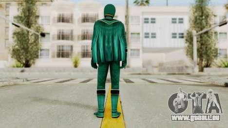 Power Rangers Mystic Force - Green für GTA San Andreas dritten Screenshot