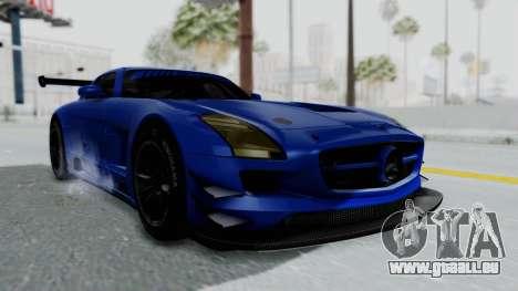 Mercedes-Benz SLS AMG GT3 PJ5 für GTA San Andreas