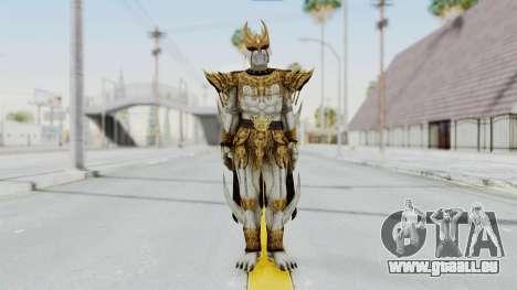 N Daguva Zeba pour GTA San Andreas deuxième écran