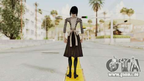 Alice London Madness Returns für GTA San Andreas dritten Screenshot