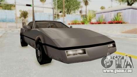 Beta VC Banshee pour GTA San Andreas