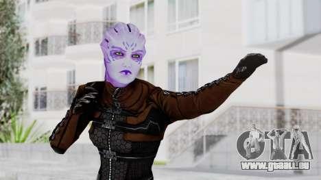 Mass Effect 1 Asari Shiala Commando pour GTA San Andreas